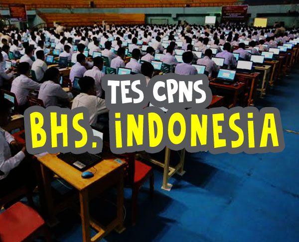 soal tes cpns bahasa indonesia - soal cpns 2020 image