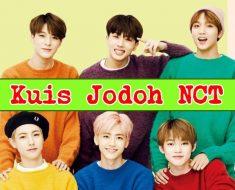 kuis kpop jodoh nct dream image