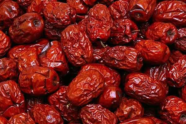 kosakata buah buahan bahasa korea kurma merah korea img