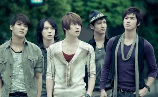 quiz kpop anggota dbsk tvxq pic