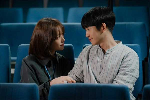 Han-Ji-Min-And-Jung-Hae-In pemain couple drama korea romantis one spring night img