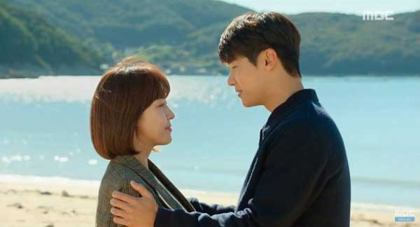 quiz tebak gambar romance scene korean drama Hospital Ship jpg