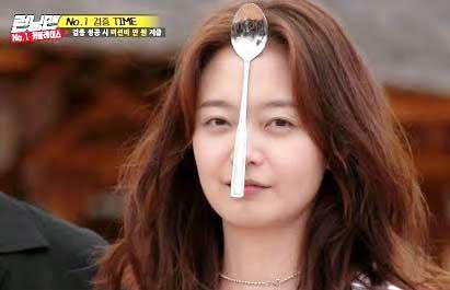 foto lucu Jeon So-min member running man wanita jpg