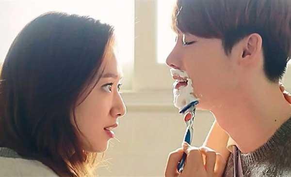 quiz tebak gambar scene romantis drama korea Pinocchio jpg