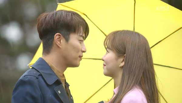 quiz tebak gambar scene romantis drama korea Radio Romance jpg