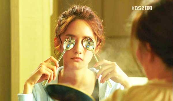 quiz kpop idol drama korea SNSD Yoona kdrama love rain img