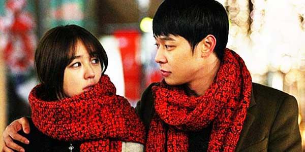 tebak nama pasangan couple pemain drama korea i miss you Yoon EunHye & Park YooChun img