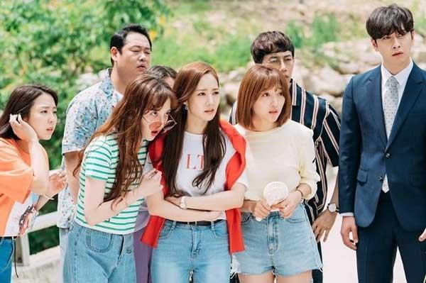 quiz kpop idol drama korea chancung 2pm pemain kdrama What's Wrong with Secretary Kim viu jpg