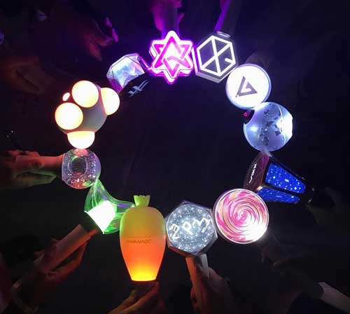 kpop quiz foto light stick bts img