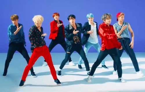 kuis bts army indo - kpop quiz foto member bts dancing wallpaper img