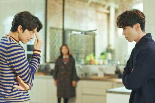 quis drakor tebak gambar funny moment drama korea goblin wallpaper img