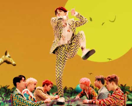kuis bts army indo - kpop quiz foto label bts bighit entertainment img