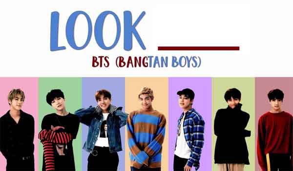 kpop quiz tebak lagu bts look here cover wallpaper img