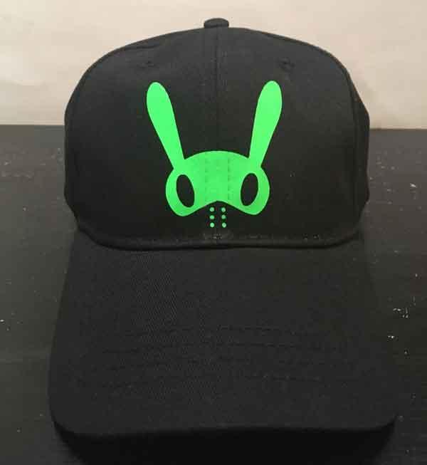 quiz kpop logo band bap topi matoki cap img
