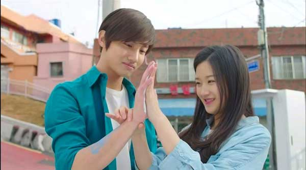 pemain couple drama korea mimi Mun GaYeong & ChangMin jpg