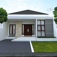 gambar rumah minimalis sederhana harga murah jpg