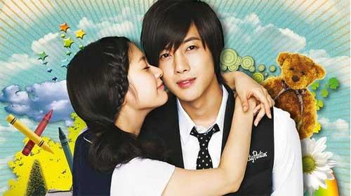 kuis kdrama sinopsis drama korea playfull kiss wallpaper img