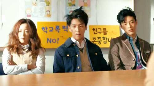 quiz kdrama sinopsis drama korea Angry Mom wallpaper img