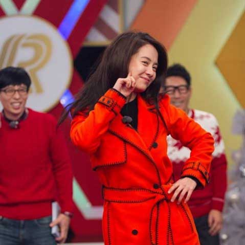 song ji hyo dancing running man img