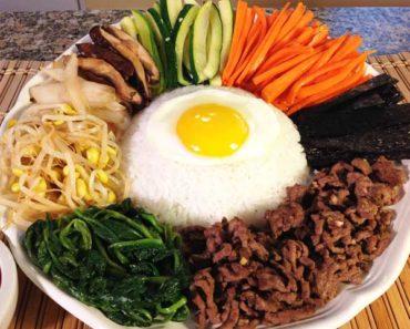 [Kuis] Tebak Gambar Nama Makanan Khas Korea Selatan