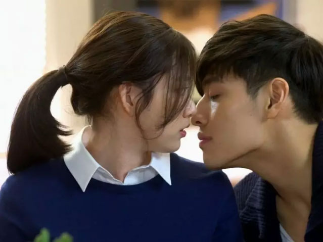 quiz tebak gambar adegan romantis drama korea The Heirs jpg