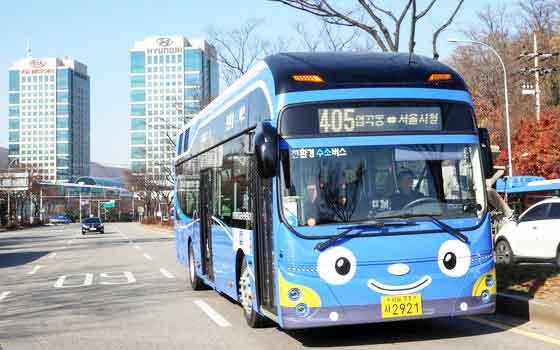 kosakata bahasa korea inggris mobil bis bus jpg