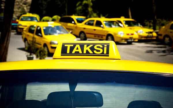 kosakata konglish bahasa korea inggris taxi img