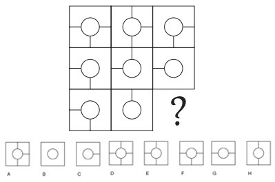 soal tes psikotes gambar matriks jpg