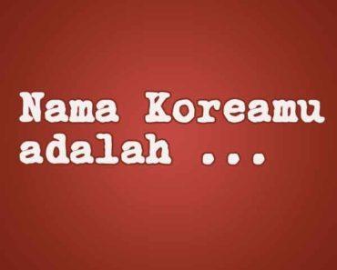 Nama Koreamu [Perempuan] Berdasarkan Sifat