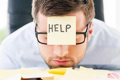 tidak pede melaksanakan rencana kerja yang rumit jpg