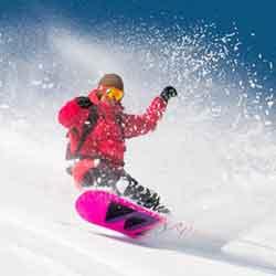 snowboarding olahraga favorit lisa blackpink jpg