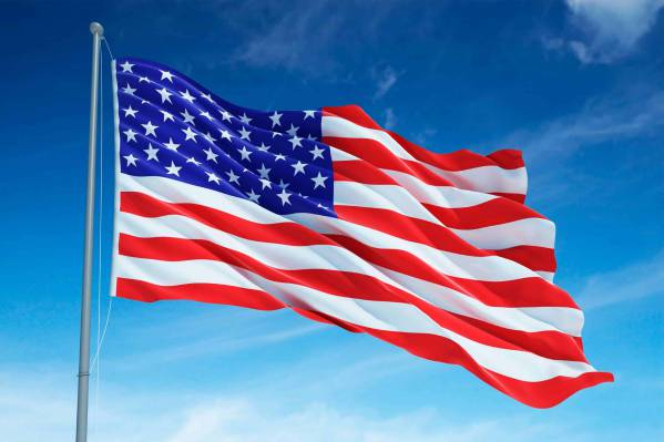 bendera negara amerika serikat