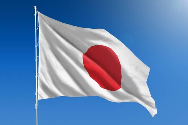 kosakata nama negara bahasa korea - bendera hinomaru jepang img
