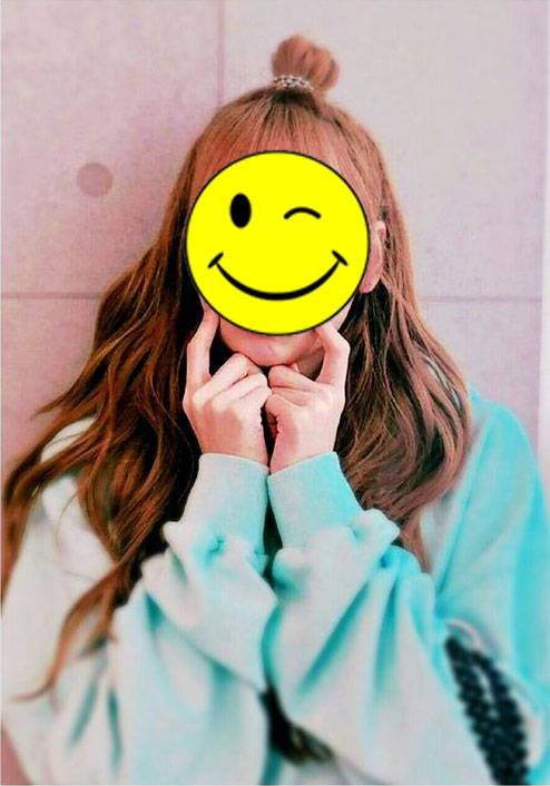 lisa-blackpink-cute-emoji