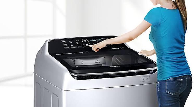 kosakata benda bahasa koera - mesin cuci korea image