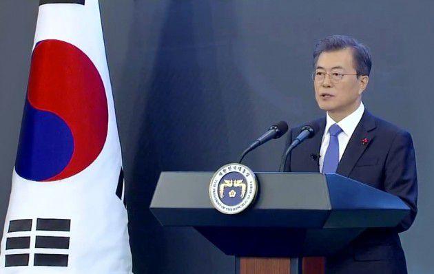 kosakata profesi - presiden korea selatan pic