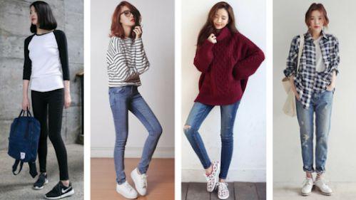 fashion style wanita korea jpg